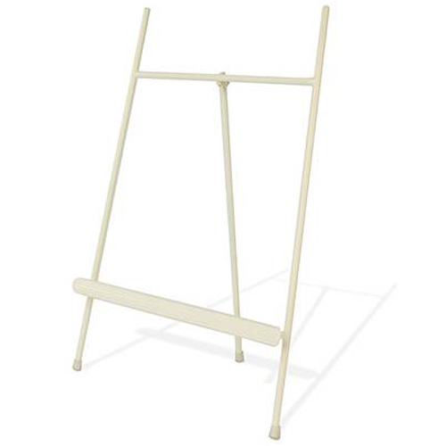 Ivory tabletop easel